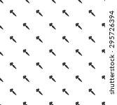 carrot pattern.  | Shutterstock .eps vector #295726394