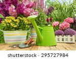 Gardening Tools And Planting ...