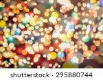 festive elegant abstract | Shutterstock . vector #295880744