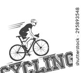 Cycling Race Vector...