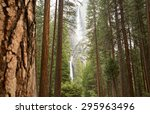 Upper And Lower Yosemite Falls...