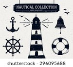 Hand Drawn Nautical Collection...