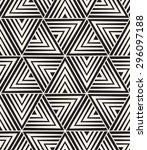 vector seamless pattern. modern ... | Shutterstock .eps vector #296097188