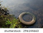 Tire In Water