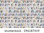 people diversity success... | Shutterstock . vector #296187419