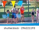 denver  colorado  usa july 11 ...   Shutterstock . vector #296221193