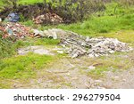 Illegal Dumping With Asbestos...