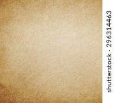 grunge brown background with... | Shutterstock . vector #296314463