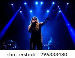barcelona   jun 19  kate... | Shutterstock . vector #296333480