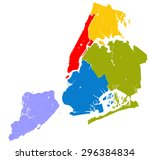 high resolution outline map of... | Shutterstock .eps vector #296384834