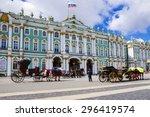 The Hermitage In St. Petersbur...