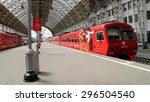 moscow  russia   may  14 2015 ... | Shutterstock . vector #296504540