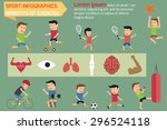 Sport Healthy Infographics...