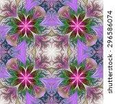 Beautiful Pattern In Fractal...
