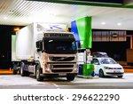 tyrol  austria   july 28  2014  ... | Shutterstock . vector #296622290