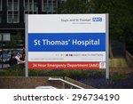london  uk  july 01st 2015  st... | Shutterstock . vector #296734190