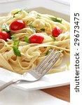 tasty pasta | Shutterstock . vector #29673475