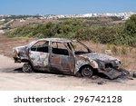An Abandoned  Stolen Burnt Out...