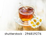 Cup Of Tea With Chamomile...
