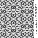 seamless pattern of... | Shutterstock .eps vector #296860490