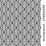 seamless pattern of... | Shutterstock .eps vector #296860490