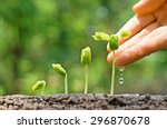 Agriculture. Growing Plants....