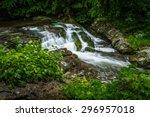Roadside Waterfall On The...