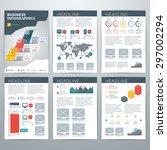 infographics vector concept....   Shutterstock .eps vector #297002294