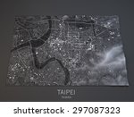 Taipei Map  Satellite View ...