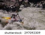 Rafting On Dangerous Mountain...