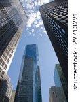 new york skyscrapers | Shutterstock . vector #29713291