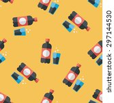 Soda Drink Flat Icon Eps10...