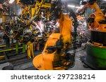 togliatti  russia   december 06 ... | Shutterstock . vector #297238214