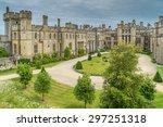 Arundel Castle Inner Courtyard