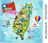 Travel Concept Of Taiwan In...