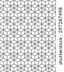 rhythmic contrast textured... | Shutterstock .eps vector #297287498