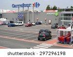 saint lo  france   juli 23 ... | Shutterstock . vector #297296198