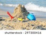 Sandcastle  Bucket And Shovel...