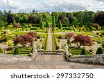 Drummond Castle And Gardens...