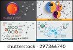 corporate infographics vector