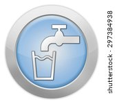 icon  button  pictogram with... | Shutterstock . vector #297384938