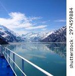 Small photo of Scene from Glacier Bay, Alaska