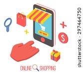 smartphone application vector...