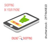 smartphone application vector...