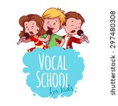 Logo Template For Vocal School...