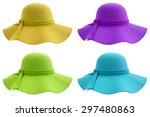 Beautiful Summer Woman Hat...