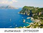 Capri Island  Italy.