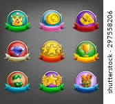 badges of achievement for games....
