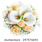 Bouquet For The Bride Of Yello...