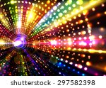 abstract party background.